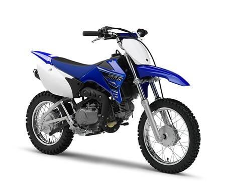 2021 Yamaha TTR110E