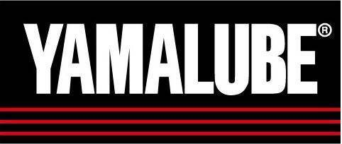 Yamalube Logo Motorcycles